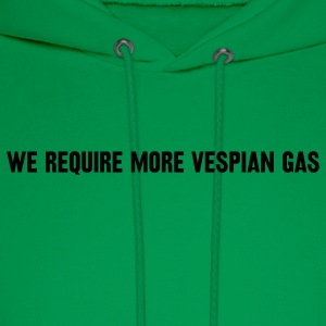 Kelly green We require more vespian gas T-Shirts - Men's Hoodie