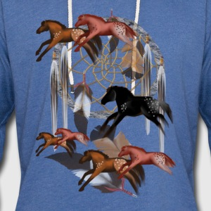 Dream Horses - Unisex Lightweight Terry Hoodie