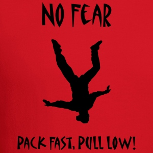 Red No Fear Pack Fast Pull Low T-Shirts - Crewneck Sweatshirt