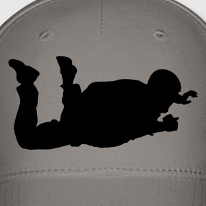 Gold Skydiver T-Shirts - Baseball Cap