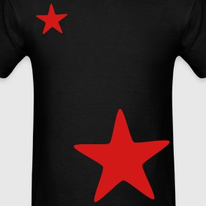 Black star Bags  - Men's T-Shirt