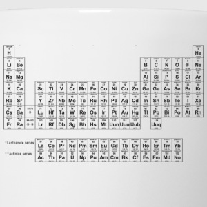 Periodic Table of Elements (Girls) - Coffee/Tea Mug