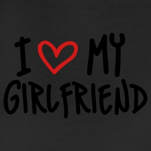 Ash  I Love My Girlfriend Hoodies - Leggings