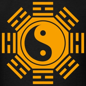 YIN & YANG - Men's T-Shirt