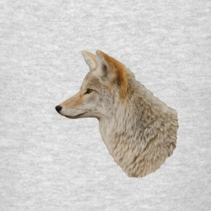 Coyote Portrait - Men's T-Shirt