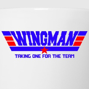 WINGMAN - Coffee/Tea Mug