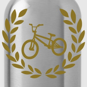 Navy BMX T-Shirts - Water Bottle