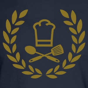 Navy cooking T-Shirts - Men's Long Sleeve T-Shirt