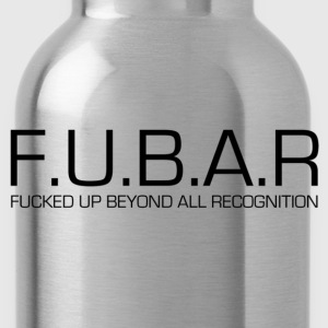fubar - Water Bottle