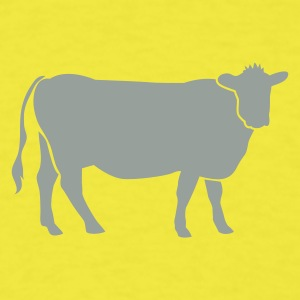 Lemon COW BEEF one color Baby Body - Men's T-Shirt