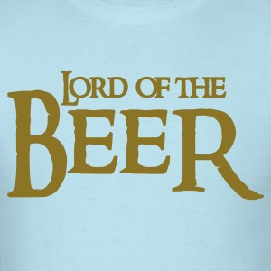 Powder blue lord of the beer Baby Body - Men's T-Shirt