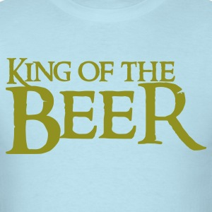 Powder blue king of the beer Baby Body - Men's T-Shirt