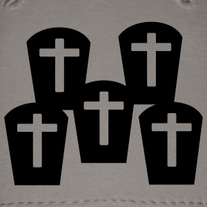 Olive Cemetary - Grave T-Shirts - Baseball Cap
