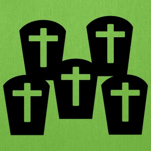 Olive Cemetary - Grave T-Shirts - Tote Bag