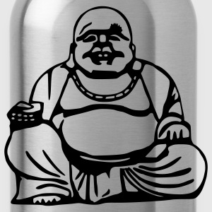 Orange Buddha Kids' Shirts - Water Bottle