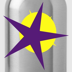 Star and Sun - Water Bottle