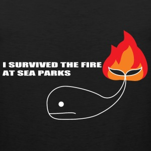 Black Sea Parks (it crowd) T-Shirts - Men's Premium Tank