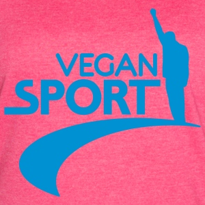 Fuchsia us_vegansport01 Tanks - Women's Vintage Sport T-Shirt