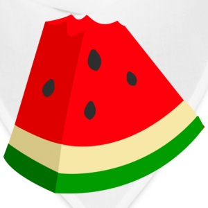 White watermelon2 T-Shirts - Bandana