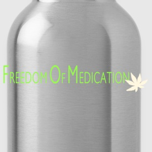 Freedom of Medication - Water Bottle