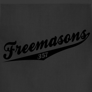 Freemasons 357 Team - Adjustable Apron