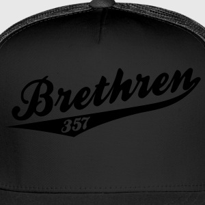 Brethren 357 Team - Trucker Cap