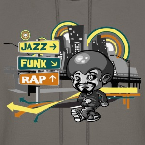 Funky Town T-Shirts - Men's Hoodie