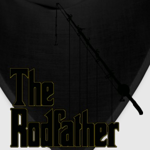 dark fisherman rodfather T-Shirts - Bandana