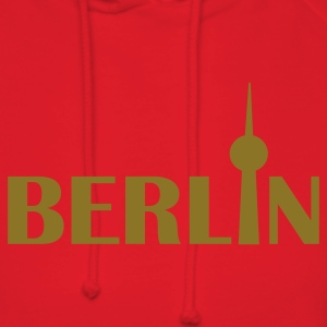 Red Berlin T-Shirts - Women's Hoodie