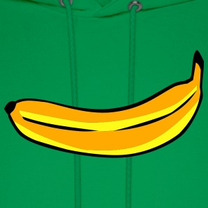 Bright green Banana T-Shirts - Men's Hoodie