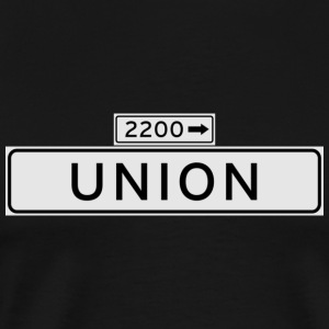 Union Street San Francisco - Men's Premium T-Shirt