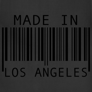 Black Made in Los Angeles Kids' Shirts - Adjustable Apron