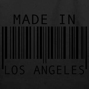 Black Made in Los Angeles Kids' Shirts - Eco-Friendly Cotton Tote