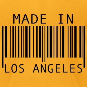 Creme Made in Los Angeles Bags  - Men's T-Shirt by American Apparel