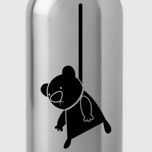 EMO hanging teddy bear cult T-Shirts - Water Bottle