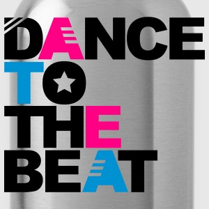 Black Dance to the Beat T-Shirts - Water Bottle