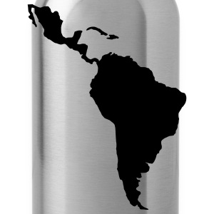 Gold South America T-Shirts - Water Bottle
