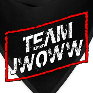 Black Team Jwoww Jersey Shore Kids' Shirts - Bandana