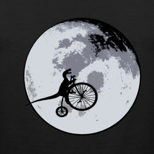 Raptor Over The Moon - Men's Premium Tank