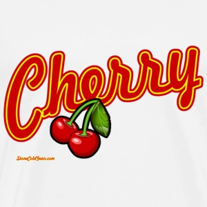 cherry Hoodies - Men's Premium T-Shirt