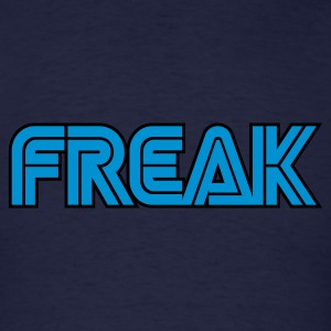 Navy Freak Hoodies - Men's T-Shirt