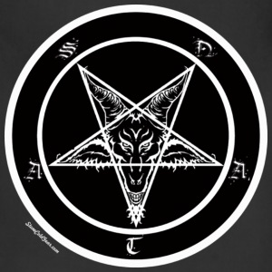 Sigil of Baphomet Pentagram Hoodies - Adjustable Apron