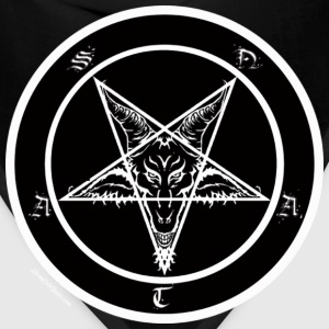 Sigil of Baphomet Pentagram Hoodies - Bandana