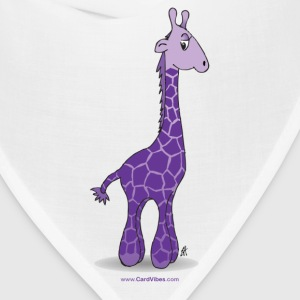 White Rocky the Giraffe Kids & Baby - Bandana