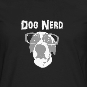Black Dog Nerd Women's T-Shirts - Men's Premium Long Sleeve T-Shirt