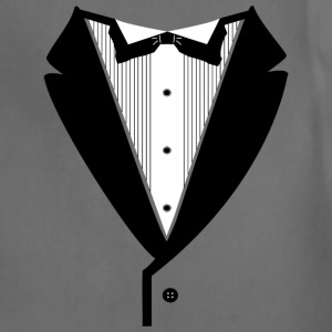 Gold Tuxedo - Adjustable Apron