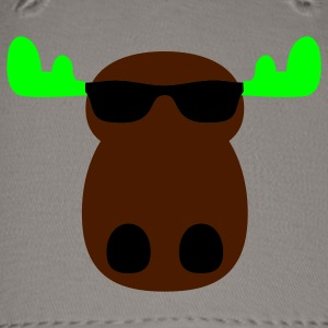 Bluesy Moose - Baseball Cap