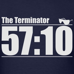 Navy The Terminator: I'll be back Hoodies - Men's T-Shirt