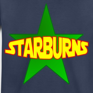 Navy Starburns Community Kids' Shirts - Toddler Premium T-Shirt