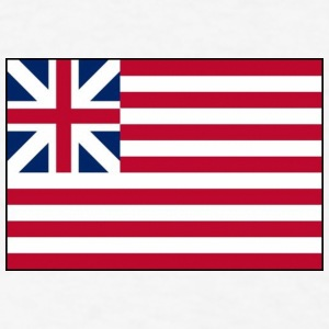 Grand Union Flag - Men's T-Shirt